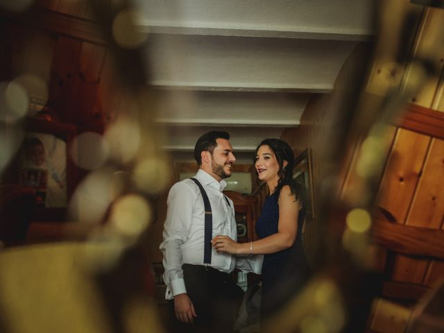 La boda de Jony y Ainhoa en Madroñera, Cáceres 10