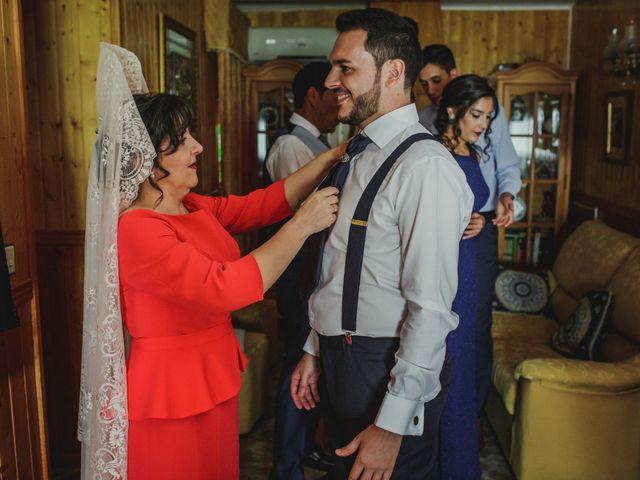 La boda de Jony y Ainhoa en Madroñera, Cáceres 11