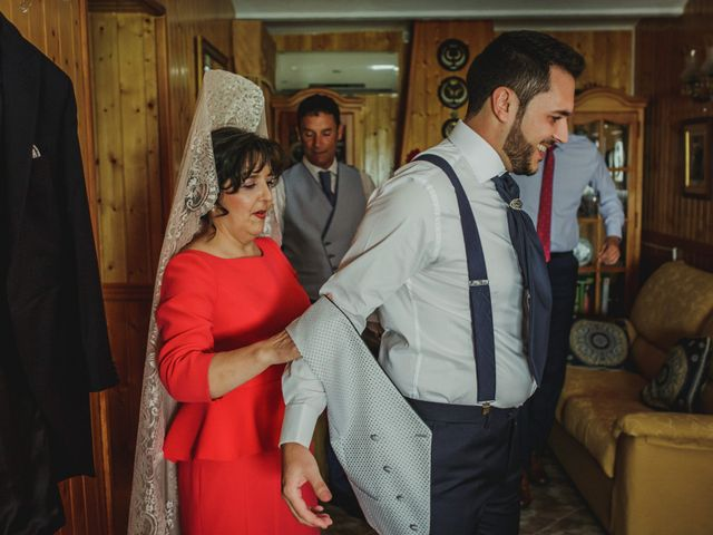 La boda de Jony y Ainhoa en Madroñera, Cáceres 12