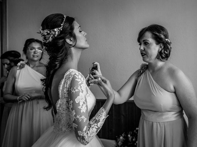 La boda de Jony y Ainhoa en Madroñera, Cáceres 13