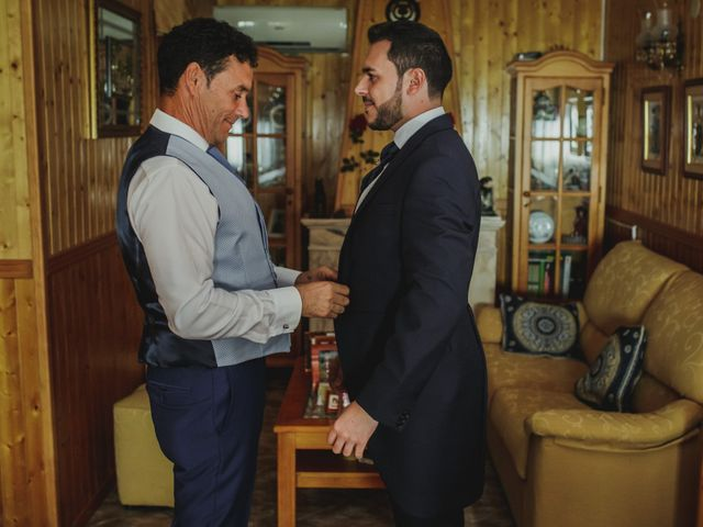 La boda de Jony y Ainhoa en Madroñera, Cáceres 14