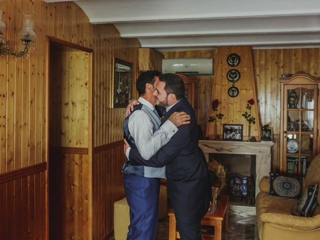 La boda de Jony y Ainhoa en Madroñera, Cáceres 15
