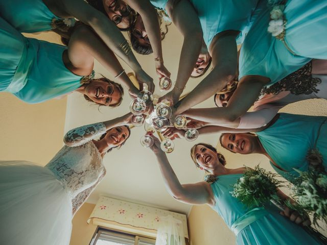 La boda de Jony y Ainhoa en Madroñera, Cáceres 16