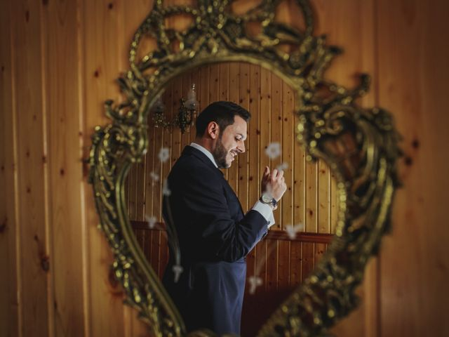 La boda de Jony y Ainhoa en Madroñera, Cáceres 17