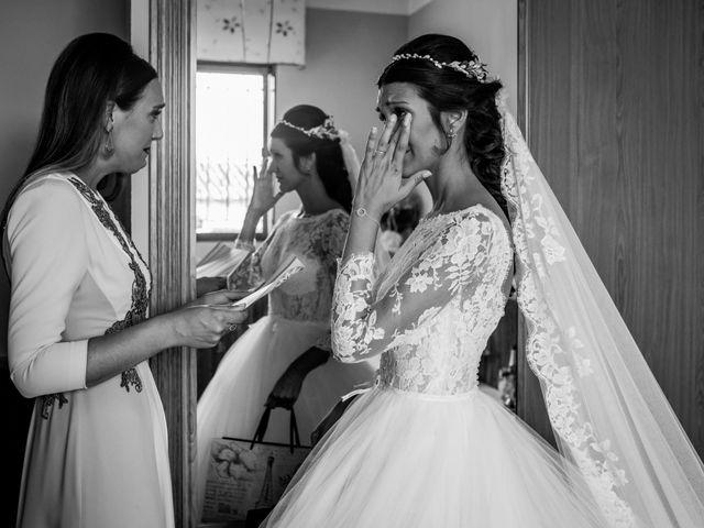 La boda de Jony y Ainhoa en Madroñera, Cáceres 20