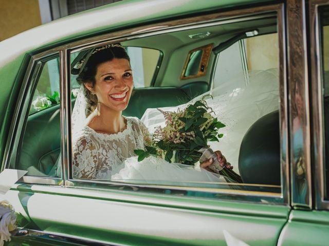 La boda de Jony y Ainhoa en Madroñera, Cáceres 23