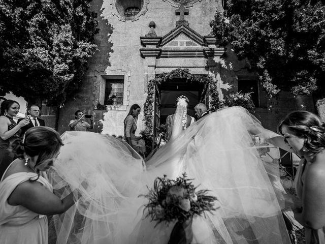 La boda de Jony y Ainhoa en Madroñera, Cáceres 24
