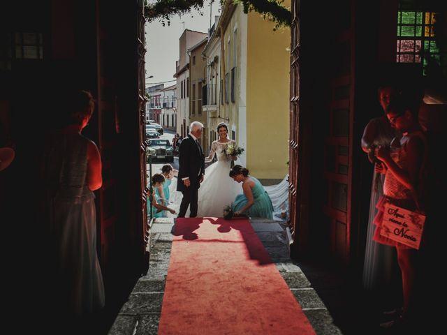 La boda de Jony y Ainhoa en Madroñera, Cáceres 25