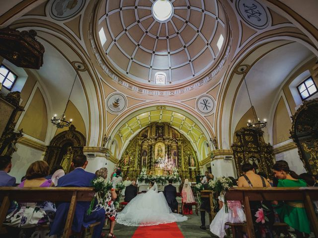 La boda de Jony y Ainhoa en Madroñera, Cáceres 26