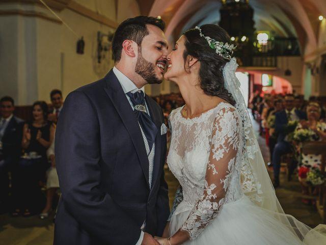 La boda de Jony y Ainhoa en Madroñera, Cáceres 27