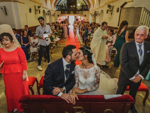 La boda de Jony y Ainhoa en Madroñera, Cáceres 28