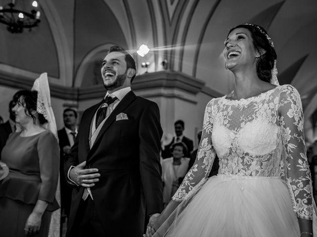La boda de Jony y Ainhoa en Madroñera, Cáceres 29