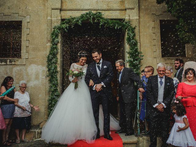 La boda de Jony y Ainhoa en Madroñera, Cáceres 30