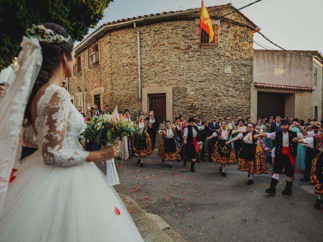 La boda de Jony y Ainhoa en Madroñera, Cáceres 31