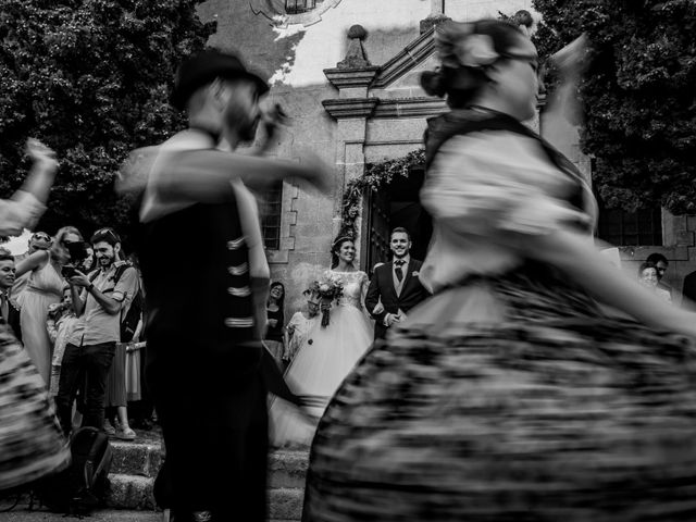 La boda de Jony y Ainhoa en Madroñera, Cáceres 32