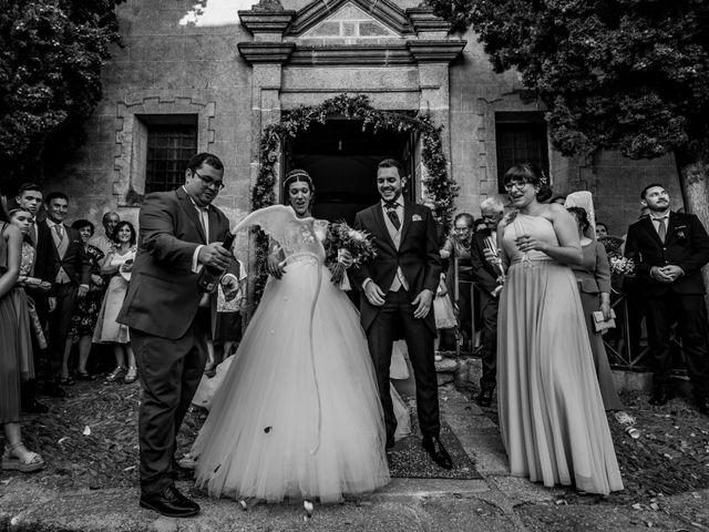 La boda de Jony y Ainhoa en Madroñera, Cáceres 33