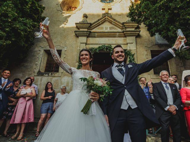 La boda de Jony y Ainhoa en Madroñera, Cáceres 34