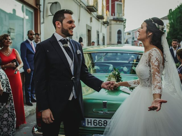 La boda de Jony y Ainhoa en Madroñera, Cáceres 35