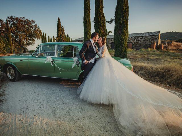 La boda de Jony y Ainhoa en Madroñera, Cáceres 36
