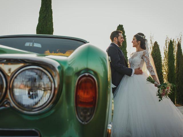 La boda de Jony y Ainhoa en Madroñera, Cáceres 37