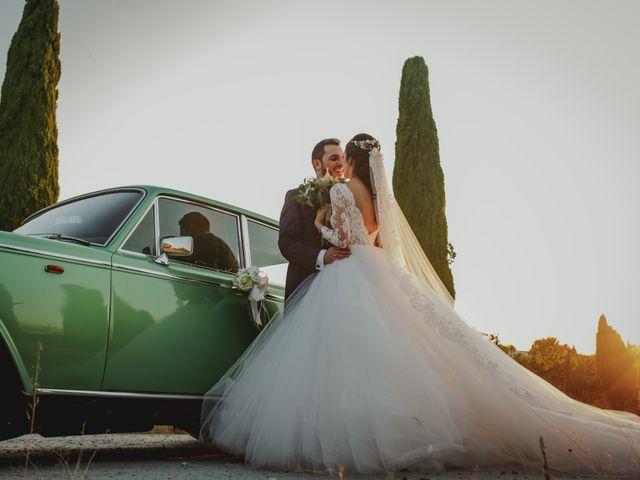 La boda de Jony y Ainhoa en Madroñera, Cáceres 38