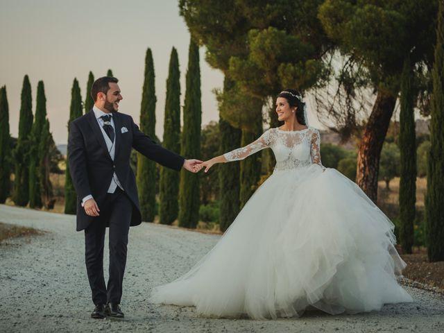 La boda de Jony y Ainhoa en Madroñera, Cáceres 40