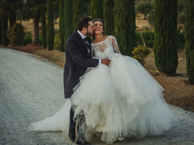 La boda de Jony y Ainhoa en Madroñera, Cáceres 41