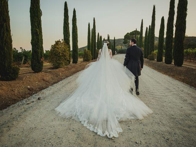 La boda de Jony y Ainhoa en Madroñera, Cáceres 42