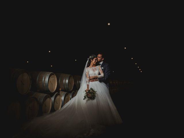 La boda de Jony y Ainhoa en Madroñera, Cáceres 44