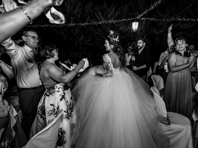 La boda de Jony y Ainhoa en Madroñera, Cáceres 48