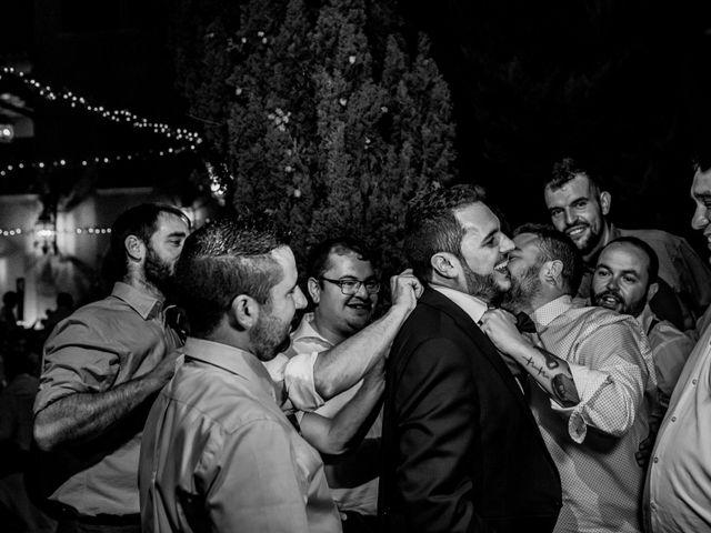 La boda de Jony y Ainhoa en Madroñera, Cáceres 53