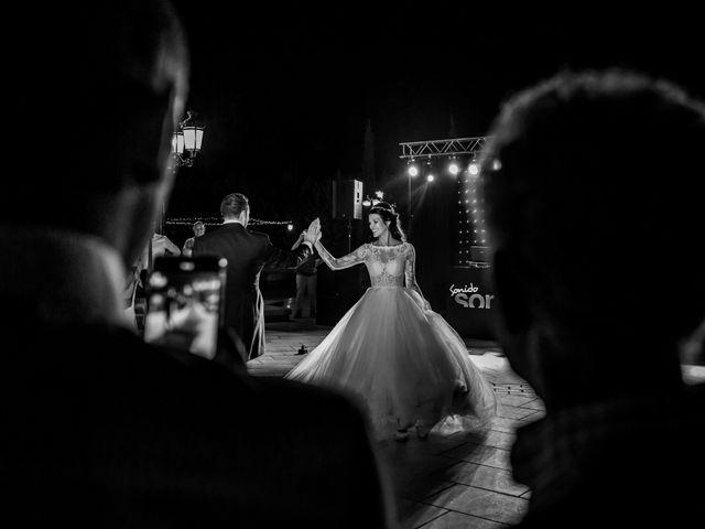 La boda de Jony y Ainhoa en Madroñera, Cáceres 55