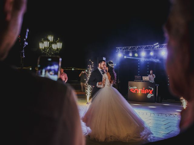 La boda de Jony y Ainhoa en Madroñera, Cáceres 56