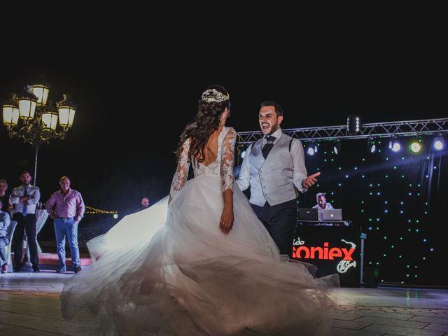 La boda de Jony y Ainhoa en Madroñera, Cáceres 57