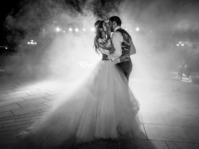 La boda de Jony y Ainhoa en Madroñera, Cáceres 58