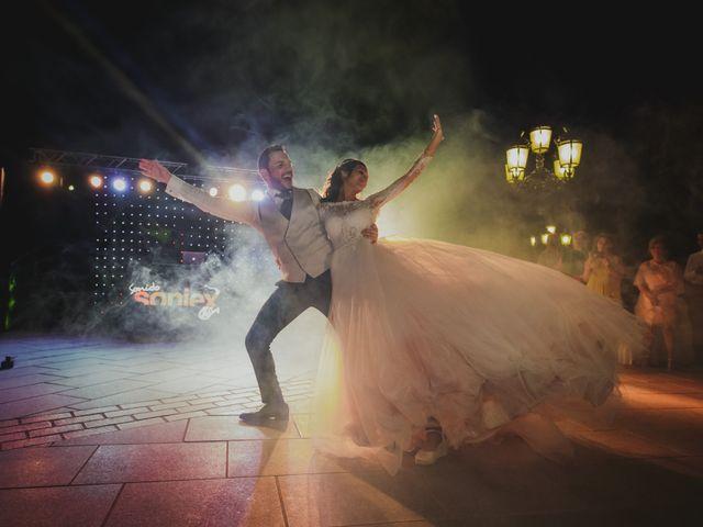 La boda de Jony y Ainhoa en Madroñera, Cáceres 59