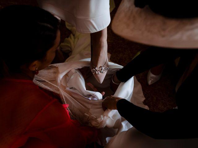 La boda de Jose y Mª Carmen en Bolaños De Calatrava, Ciudad Real 16
