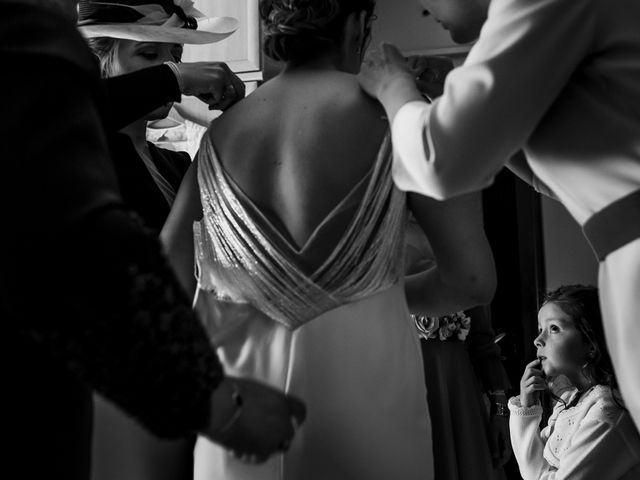 La boda de Jose y Mª Carmen en Bolaños De Calatrava, Ciudad Real 18
