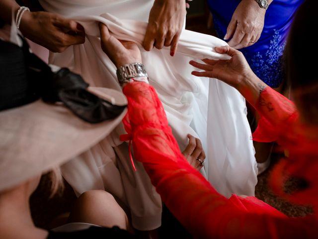 La boda de Jose y Mª Carmen en Bolaños De Calatrava, Ciudad Real 19