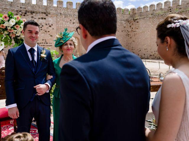 La boda de Jose y Mª Carmen en Bolaños De Calatrava, Ciudad Real 27