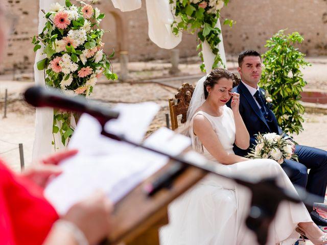 La boda de Jose y Mª Carmen en Bolaños De Calatrava, Ciudad Real 28