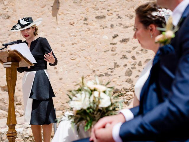 La boda de Jose y Mª Carmen en Bolaños De Calatrava, Ciudad Real 30