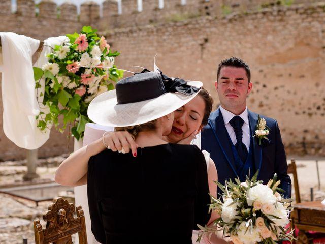 La boda de Jose y Mª Carmen en Bolaños De Calatrava, Ciudad Real 31