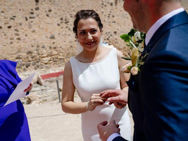 La boda de Jose y Mª Carmen en Bolaños De Calatrava, Ciudad Real 32