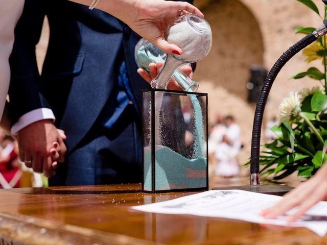 La boda de Jose y Mª Carmen en Bolaños De Calatrava, Ciudad Real 34