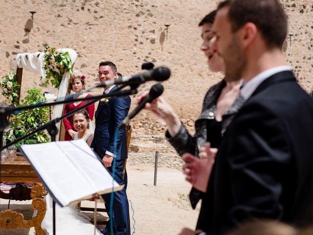 La boda de Jose y Mª Carmen en Bolaños De Calatrava, Ciudad Real 35