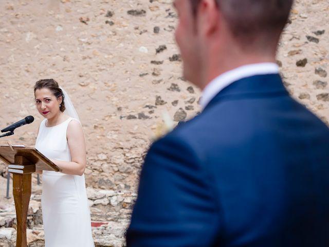 La boda de Jose y Mª Carmen en Bolaños De Calatrava, Ciudad Real 36