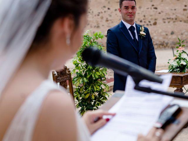 La boda de Jose y Mª Carmen en Bolaños De Calatrava, Ciudad Real 38