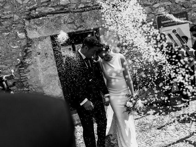 La boda de Jose y Mª Carmen en Bolaños De Calatrava, Ciudad Real 40