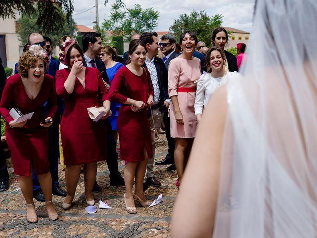 La boda de Jose y Mª Carmen en Bolaños De Calatrava, Ciudad Real 41